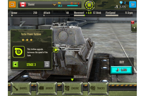 Show Off Your Tank Battling Skills In Iron Force -- AppAdvice
