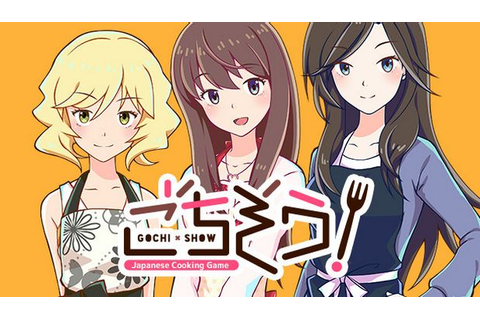 Gochi-Show! -How To Learn Japanese Cooking Game- PC Game Overview: