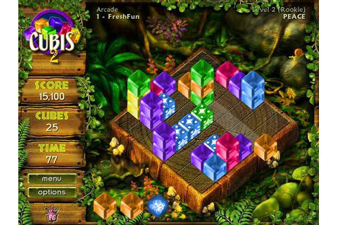 Cubis 2 On Qwant Games