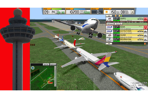 Air Traffic Controller 3 PC HD - YouTube