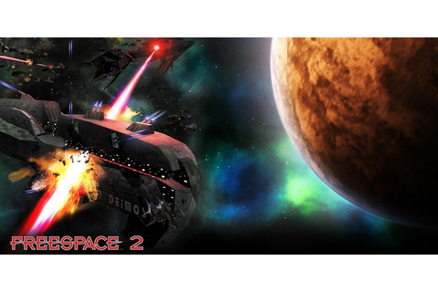 Reinstall: FreeSpace 2 | PC Gamer