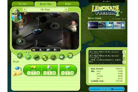 Lemonade Tycoon 2: New York Edition - PC Game Download ...