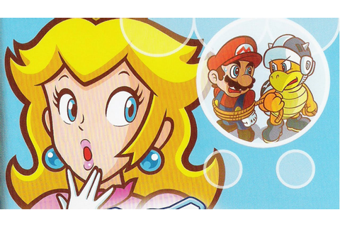CGRundertow SUPER PRINCESS PEACH for Nintendo DS Video ...