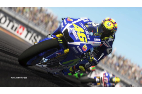 Valentino Rossi The Game Review - MotoGP 2016 - YouTube