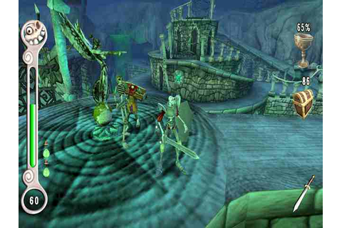 All MediEvil: Resurrection Screenshots for PSP