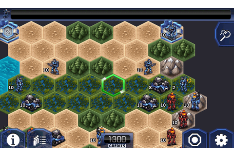 Uniwar Review | Best Android Strategy Games