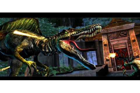 Jurassic Park Arcade | Game Review | Geek Ireland