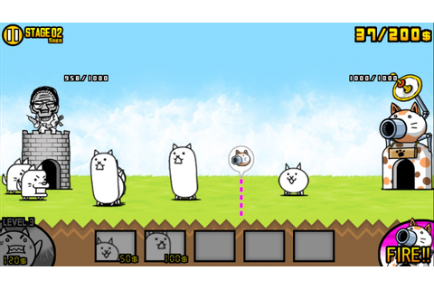 Battle Cats – Games for Android 2018 – Free download ...