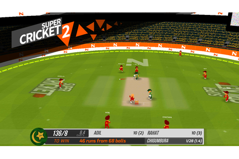 SUPER CRICKET 2 - Android Apps on Google Play