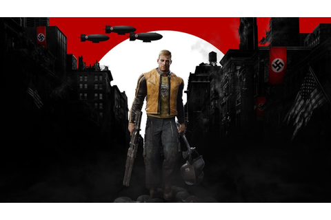 Wolfenstein II: The New Colossus - Review - Heróis da ...