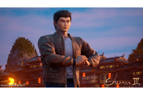 Suzuki: Shenmue III Might Still Incorporate Shenmue I and ...