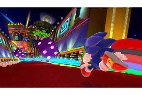 Sonic Lost World Top Wii U Game in UK Charts – The Sonic ...