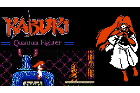 Kabuki - Quantum Fighter (NES) - YouTube