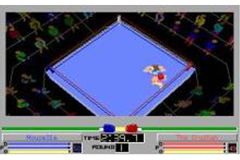 4D Boxing Download (1991 Sports Game)