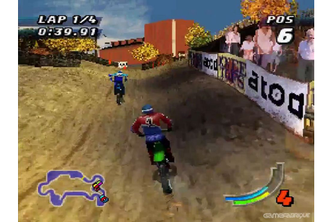 Jeremy Mcgrath Supercross 98 Download Game | GameFabrique