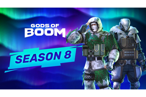 Gods of Boom Online PVP Action