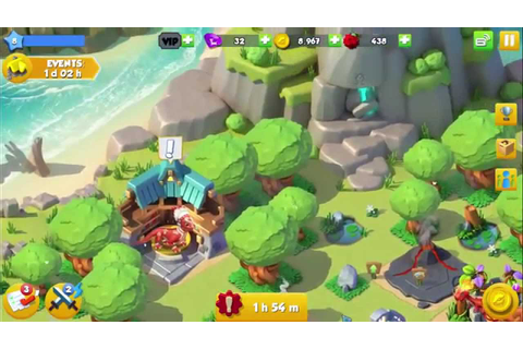 Dragon Mania Legends - Game for Window 8 - YouTube