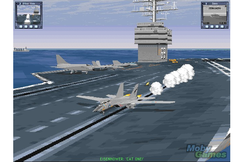 JANES US NAVY FIGHTERS +1 Clk Windows 10 8 7 Vista XP ...