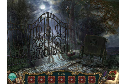 Haunted Legends: La Dame de Pique > jeu iPad, iPhone ...