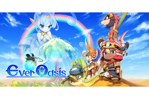 Ever Oasis | Nintendo 3DS | Games | Nintendo