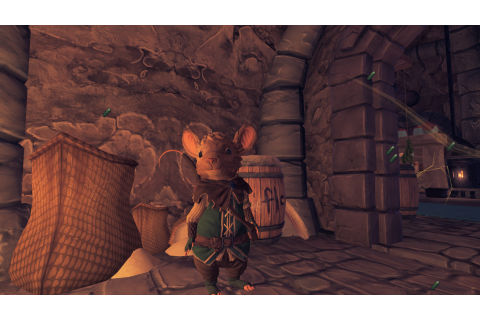 The Lost Legends of Redwall™ : The Scout on Steam