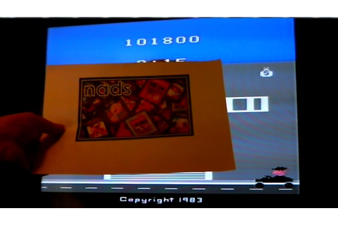 Private Eye: Game 1 (Atari 2600 Novice/B) high score by nads