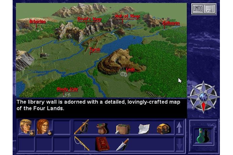 Shannara (1995) - PC Review and Full Download | Old PC Gaming