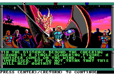 The 10 Greatest Dungeons and Dragons Videogames :: Games ...
