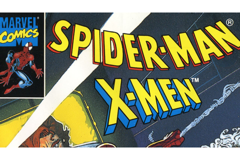 Classic Game Room - SPIDER-MAN and the X-MEN ARCADE'S ...