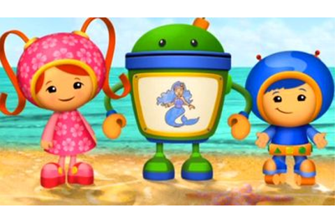 Legend of the Blue Mermaid Video: Team Umizoomi S2, Ep212