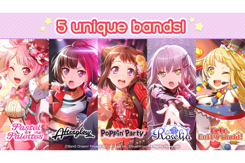 BanG Dream! for Android - APK Download