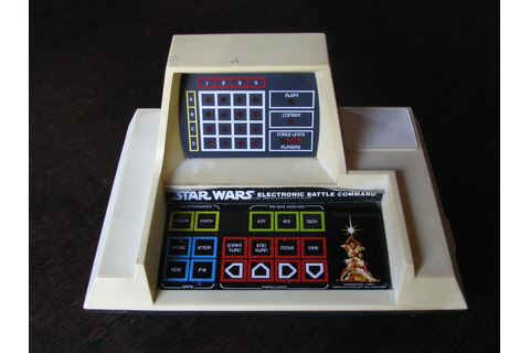 Kenner Star Wars Electronic Battle Command Game (1979 ...