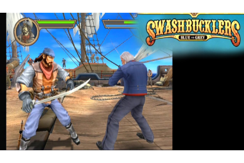 Swashbucklers: Blue vs. Grey ... (PS2) - YouTube