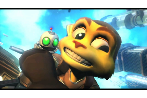 GameSpot Classic - Ratchet & Clank Future: Tools of ...