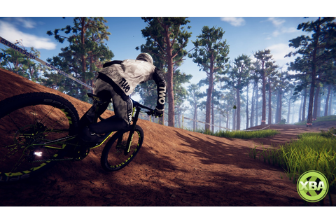 Descenders, the Downhill Mountain Biking Game, is Coming ...