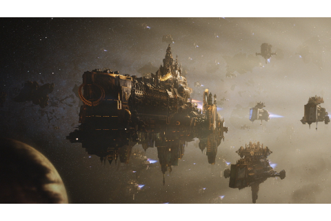 Battlefleet Gothic: Armada 2 delayed into 2019 | Rock ...