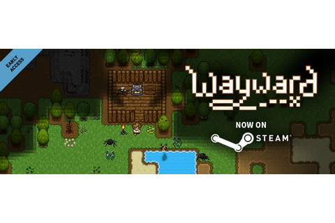 Save 10% on Wayward on Steam