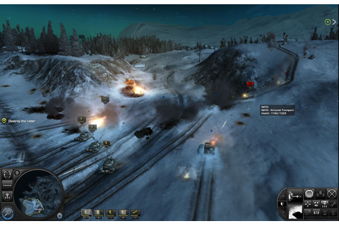 Download World In Conflict: Soviet Assault Full PC Game