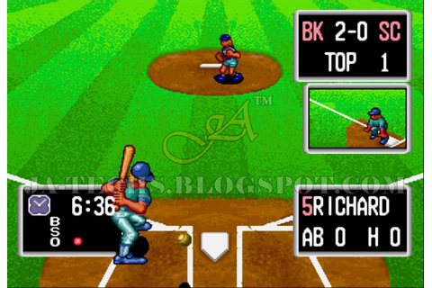 Baseball Stars Professional Game | J.A Technologies ...