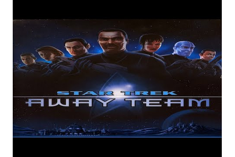 Star Trek Away Team gameplay - YouTube