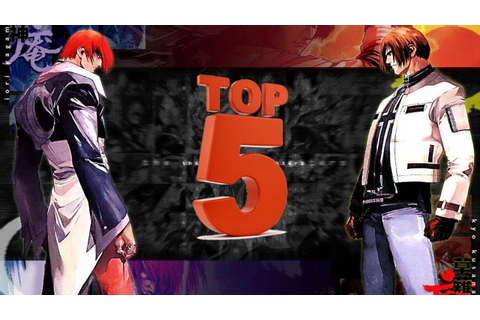 The Top 5 The King Of Fighters Games - YouTube