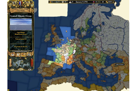 Europa Universalis II - The Next Level Mac Game Review