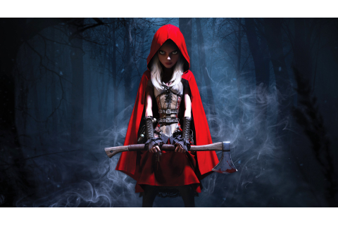 Woolfe: The Red Hood Diaries Wallpaper, Games / Recent ...