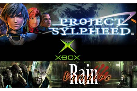 """Vampire Rain"" and ""Project Sylpheed"" to hit the Xbox 360 ..."