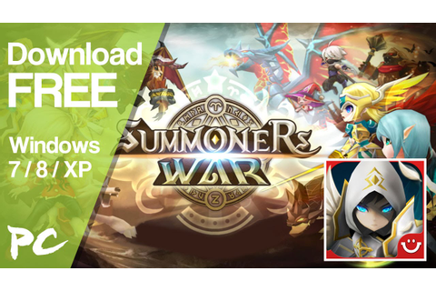 Install & Download Summoners War for PC - YouTube