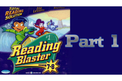 Whoa, I Remember: Math Blaster Ages 7-8: Part 1 - YouTube