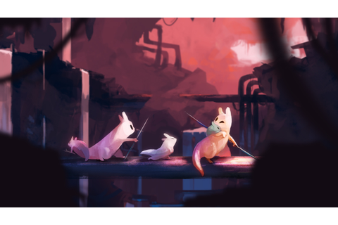 Rain World: Fate of a Slugcat - Termin und Launch-Trailer ...