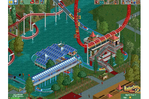 RollerCoaster Tycoon's original creator launching ...
