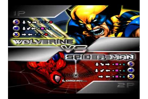 X-men Mutant Academy 2 Wolverine Arcade - YouTube