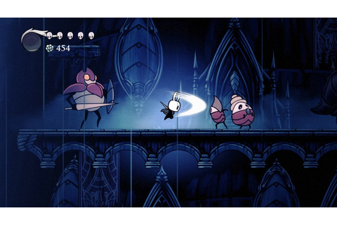 Hollow Knight Review - Climbing To The Top Of The Genre ...